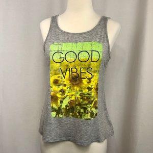 ☀️ Good Vibes tank
